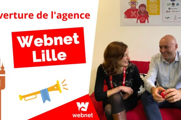 Implantation Webnet à Lille